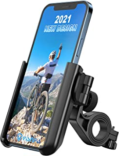 visnfa Upgraded Bike Phone Mount Anti Shake and Stable...