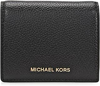 Michael Kors Mercer Leather Card Case, 32F6GM9D1L