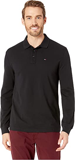 Essential Long Sleeve Polo