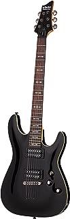 Schecter OMEN-6 6-String Electric Guitar, Black