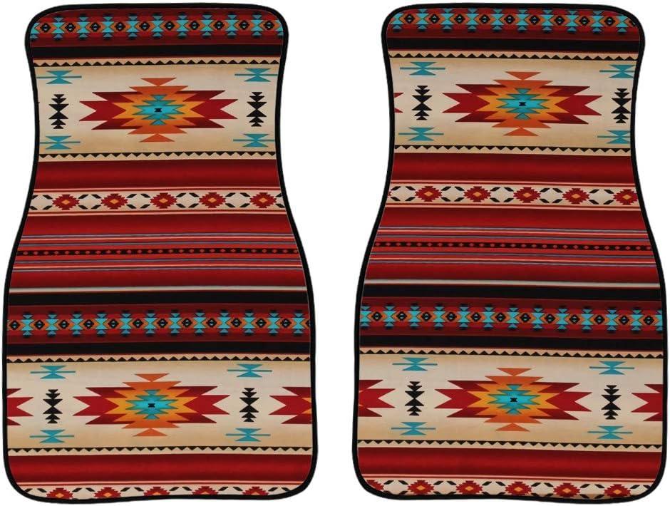 FKELYI Southwestern Stripes Indian U American Automotive Pattern Virginia Beach Mall Albuquerque Mall