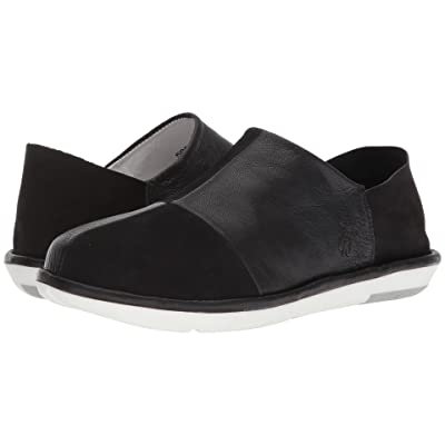 FLY LONDON MOLA858FLY (Black Cupido/Mousse) Women