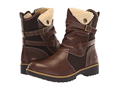JBU Evans Weather-Ready (Brown) Women