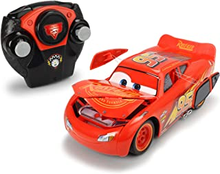 DICKIE TOYS 203084018RC Cars 3Lightning McQueen Crazy Crash Remote Control Vehicle