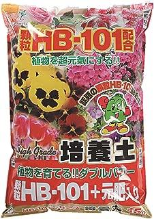 グリーンプラン 培養土 顆粒HB-101配合培養土15L