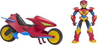 Power Players Vehicle With Figure Assortment - Axel with Cycle