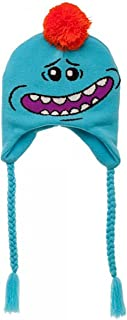Bioworld Rick and Morty Mr. Meeseeks Laplander Beanie