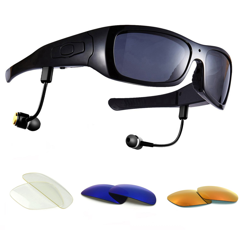 Forestfish Video Glasses Smartphone Polarized Sunglasses