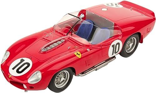 Ferrari TR61 Nummer 10 (Phil Hügel - Le Mans Gewinner 1961) Resin Modellauto