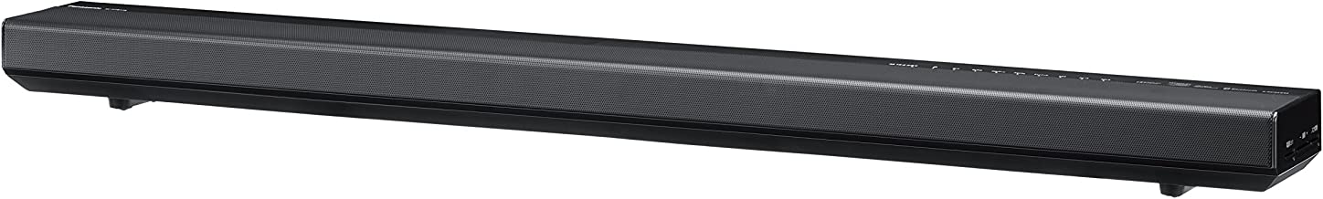 Panasonic 2.1ch theater bar subwoofer built-in Bluetooth-enabled SC-HTB175-K (black)
