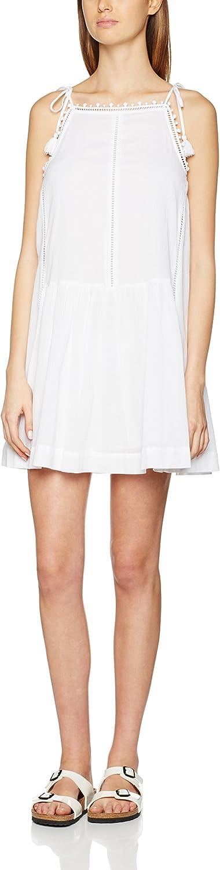 Robe de plage Seafolly New Romantic white