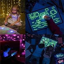 Shiwaki Tabla De Luz A4 LED Tracing Light Pad Light Box Tracer Dibujo Stencil Suministros de Arte