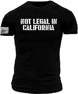 Not Legal in California Premium Athletic Fit T-Shirt