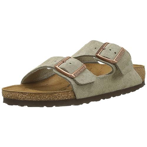 151e33655906 Birkenstock Arizona Unisex Leather Sandal