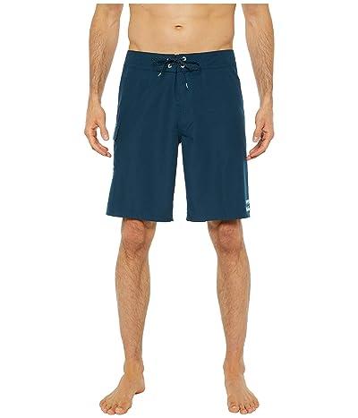 Billabong Platinum Solid Boardshorts (Navy) Men