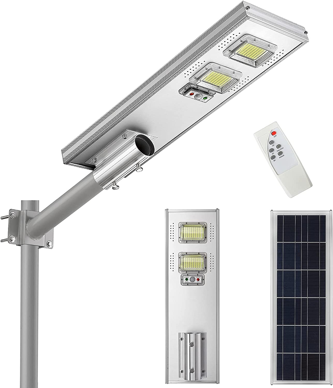 Solar Parking supreme Lot Lights-10000LM Lig LED National products Commercial Street