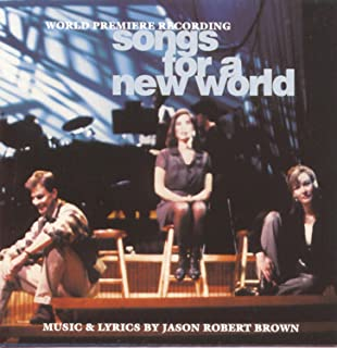 Songs for a New World 1996 Original New York Cast