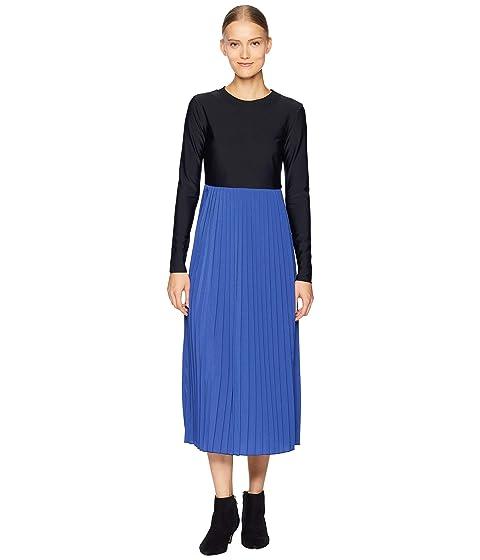 Sportmax Sospiro Long Sleeve Dress