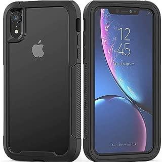 高級ブランドケースIphone XS最大X XR 7 8プラスケースフルボディ頑丈クリアバンパー電話カバーサムスンギャラクシーS10プラスE,For iPhone 11 Pro,black
