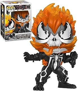 Marvel Funko Pop Venom Venomized Ghost Rider #369 Vinyl Figure Featuring Special Edition Sticker