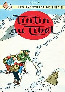 16x20 Decoration Poster.Room Interior Art Design.Tintin in Tibet.Dalai Lama.7492