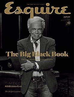 Esquire The Big Black Book(エスクァイア・ザ・ビッグ・ブラック・ブック) FALL 2018 (2018-09-22) [雑誌]