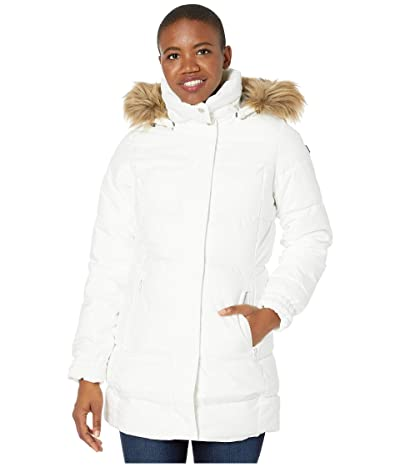 Helly Hansen Blume Puffy Parka (Off-White) Women