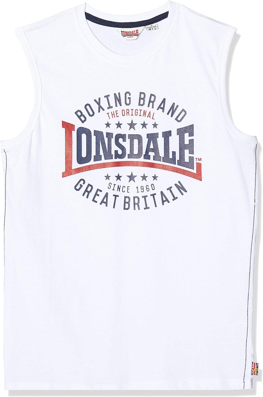 Lonsdale Mens St.Agnes Shirt