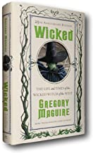 Rare Wicked Trilogy Edition SIGNED by GREGORY MAGUIRE New First Print Thus Hardback