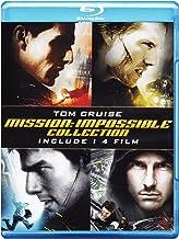 Mission Impossible - La Quadrilogia (4 Blu-Ray) [Italia] [Blu-ray]