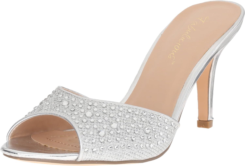 Fabulicious Womens Lucy01 Sgfa Dress Sandal