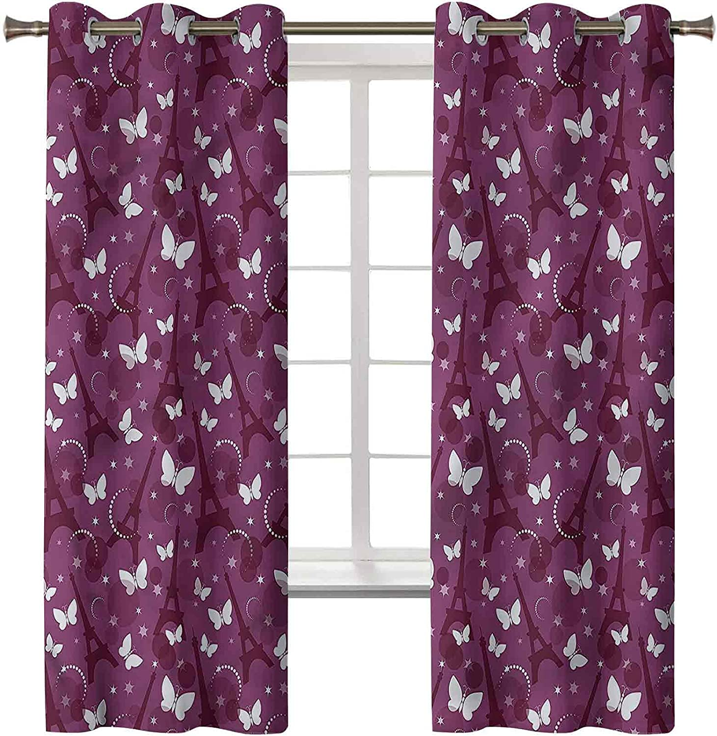 Blackout Curtains for Bedroom SEAL limited product Light Panel Ranking TOP10 Blocking Window Drape