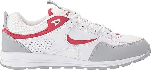 White/Grey/Red