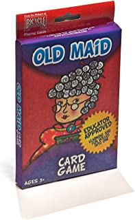 "Hoyle Old Maid Kids 2.3"" x 3.5"" Playing Cards - 1 Deck"