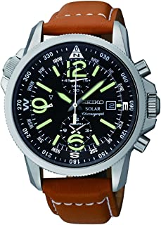 Men's SSC081 Adventure-Solar Classic Casual Watch
