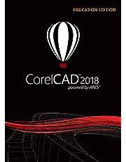 Corel CAD 2018 Education Edition, 別途 CorelCAD 2018 レビュアーズガイド(英語) 付き [並行輸入品] (Mac/Windows)