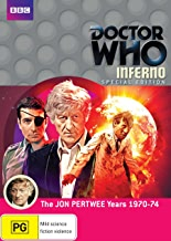Doctor Who Inferno | NON-USA Format | PAL | Region 4 Import - Australia