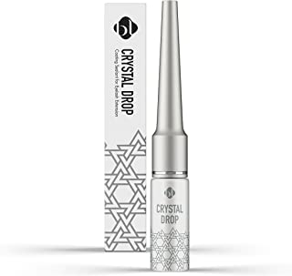 Crystal Drop clear eyelash coating sealant for eyelash extension aftercare | Better retention and eyelash growth | Clear l...