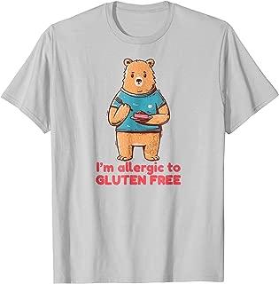 Best gluten free shirt Reviews