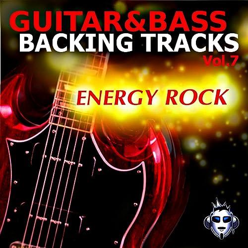 Pink Classic Rock (Guitar Backing Track Key C#M 90 BPM) by