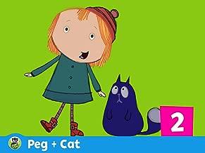 Peg + Cat Season 2