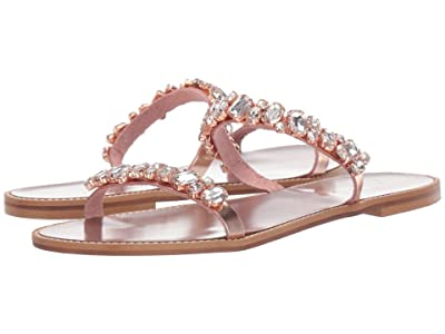 Badgley Mischka Loveday (Rose Gold Vachetta) Women