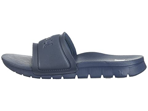 Cheap Best Sale Exclusive Hurley Women's Fusion Slide Squadron Blue Cheap Clearance Store Cheap Professional Free Shipping Many Kinds Of cvJ7GNV