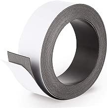 cinta magn/ética para marcar en pizarras blancas 5 tiras magn/éticas de colores surtidos color carb/ón 2 cm x 1 m calendarios estanter/ías etiquetas magn/éticas