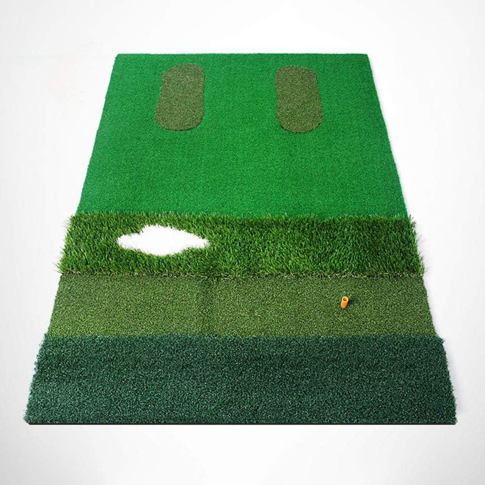 LHYCM Dedication Golf Arlington Mall Hitting Mat Various Home Areas Multi-Functional Swin