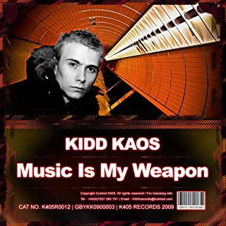 Music Is My Weapon