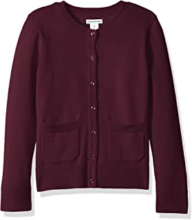 toddler maroon cardigan