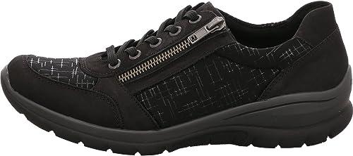 Remonte D5311-02 02 - Hauszapatos de Piel para mujer