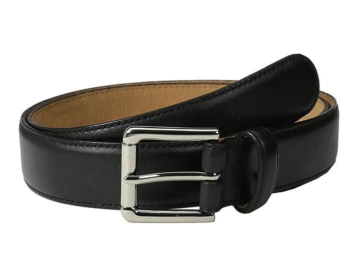 Cole Haan 30mm Colebrook Belt Buckle (Black) Men