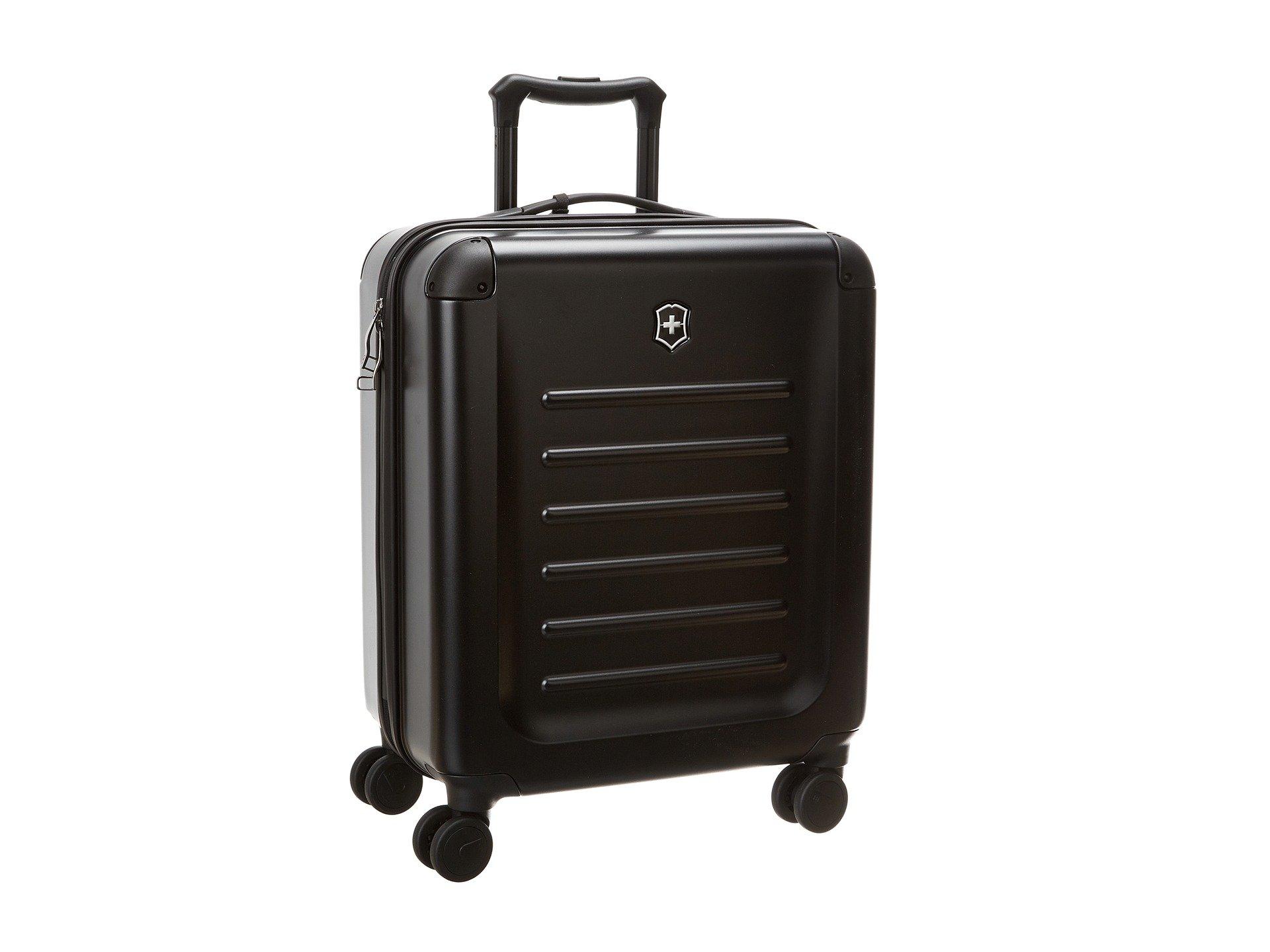 Black Capacity Extra Spectra™ Carry On Victorinox AwxWBS8